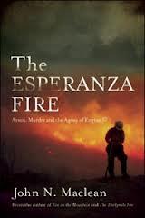 Esperanza fire book imiage