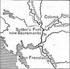 Sacto Colma Map