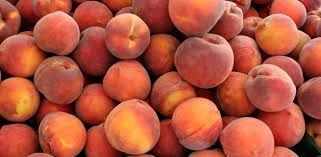 Fisher farm peaches