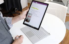 SURFACE BOOK UNCOUPLED