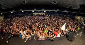 Vidcon crowds