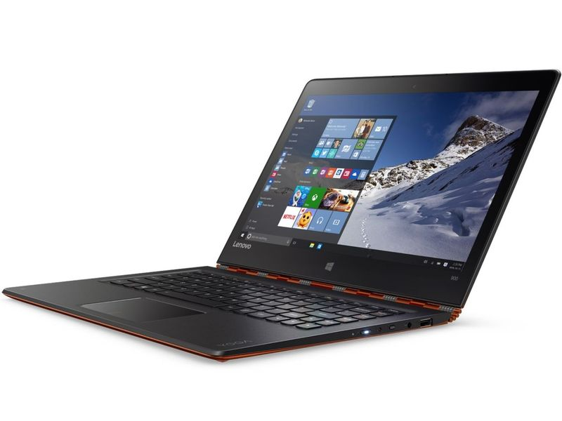 Lenovo-yoga-900 conventional notebook