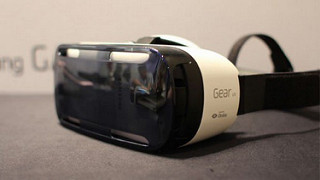 Gear vr powered by oculus